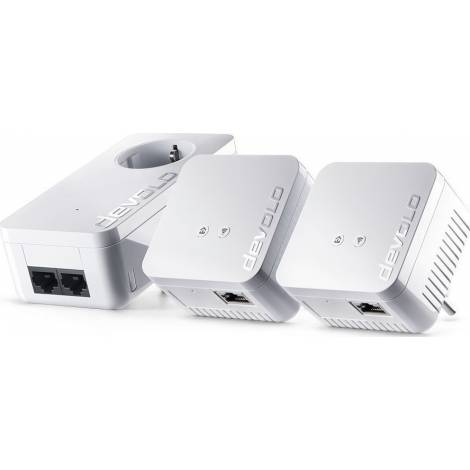 Devolo 9645 - dLan 550 Wifi Network Kit Powerline