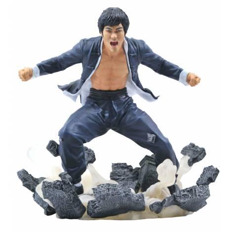 Diamond Bruce Lee Gallery Earth PVC Statue (MAR212004)