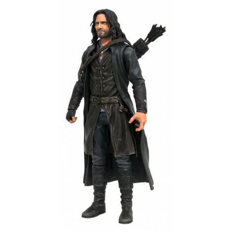 Diamond Lord of the Rings Series 3 - Aragorn Action Figure (JAN219286)