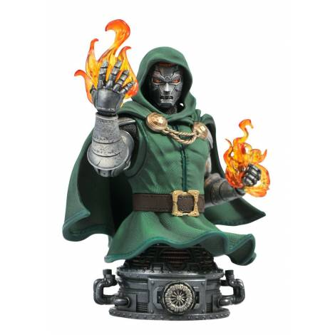 Diamond Marvel Comic Dr Doom Bust (OCT201997)