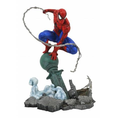Diamond Marvel Gallery Comic Spider-Man PVC Statue (AUG212426)