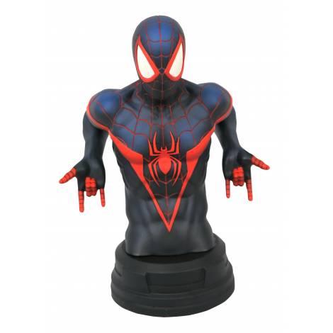 Diamond Select Toys Marvel Comic Miles Morales Bust (AUG202101)
