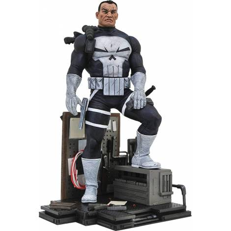 Diamond Select Toys Marvel Gallery Punisher Comic PVC Statue (MAY192378)