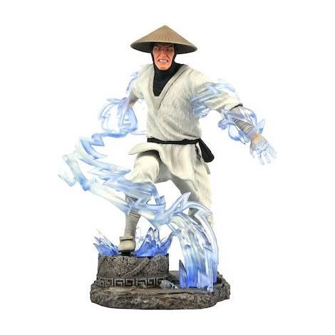 Diamond Select Toys Mortal Kombat 11: Gallery - Raiden Statue 25εκ. (DEC202070)