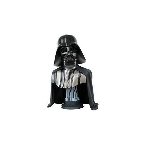 Diamond Select Toys Star Wars Legends in 3D - Darth Vader 1/2 Scale Bust (AUG202093)