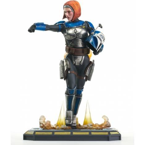 Diamond Star Wars Clone Wars Bo Katan 1/7 Scale Statue (MAR212001)