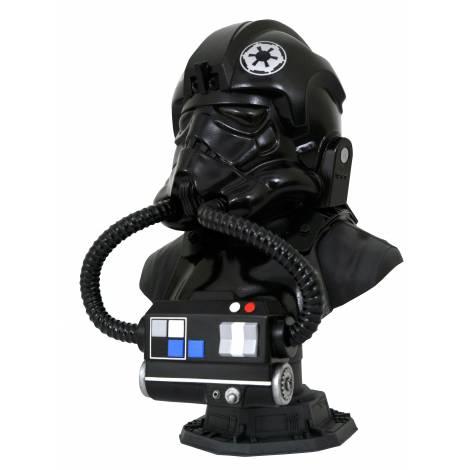 Diamond Star Wars Legends in 3D Tie Pilot 1/2 Scale Bust (MAR212002)