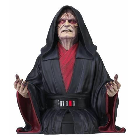 Diamond Star Wars Rise of Skywalker Emperor Palpatine 1/6 Scale Bust (APR212364)