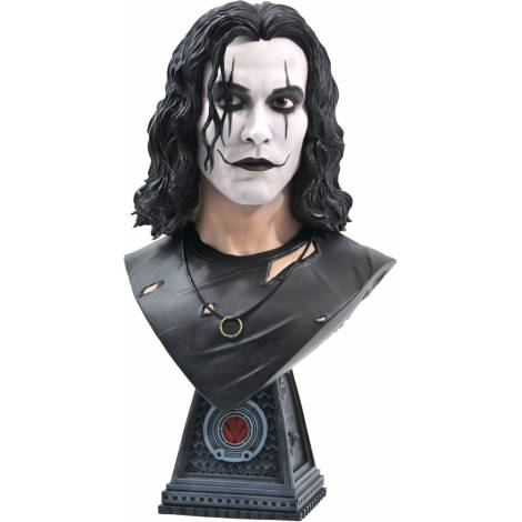 Diamond The Crow Legends in 3D Crow 1/2 Scale Bust (MAR212005)