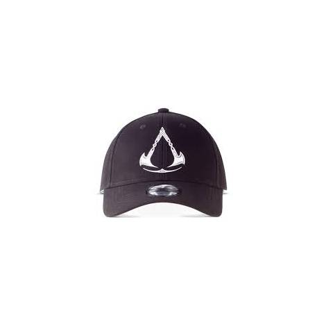 Difuzed Assassin's Creed Valhalla - Metal Symbol Baseball Cap (BA720107ASC)