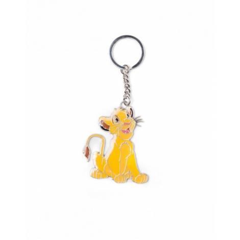 Difuzed Disney Lion King - Simba Metal Keychain (KE653514TLK)