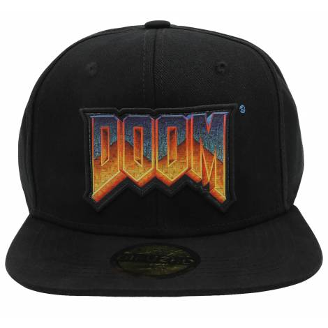 Difuzed Doom - Classic Logo Snapback Cap (SB601706DOO)