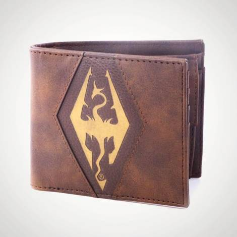 Difuzed Elder Scrolls - Men's Bifold Wallet (MW724517TES) tan