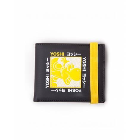 Difuzed Nintendo - Super Mario Festival Yoshi Bifold Wallet (MW064643NTN)