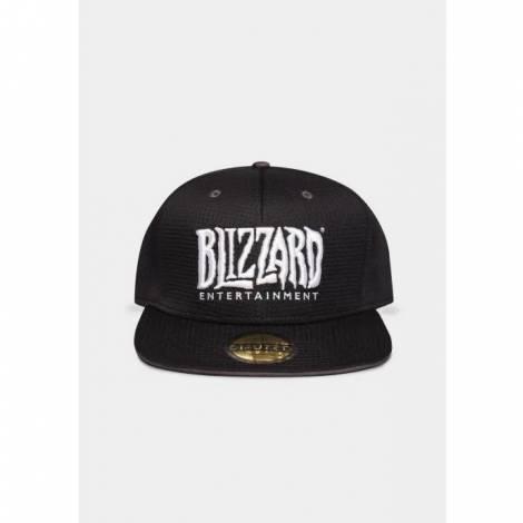 Difuzed Overwatch - Blizzard Logo Snapback Cap (SB700114OWT)