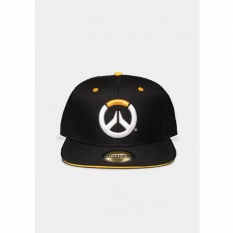 Difuzed Overwatch - Logo Snapback Cap (SB051226OWT)