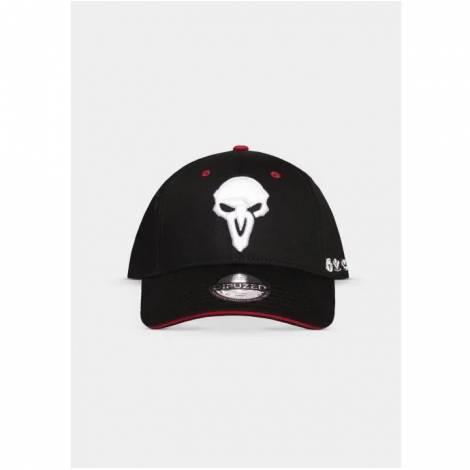 Difuzed Overwatch - Reaper Men's Adjustable Cap (BA236005OWT)