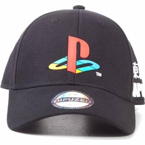 Difuzed PlayStation - Curved Bill Cap (BA787415SNY)