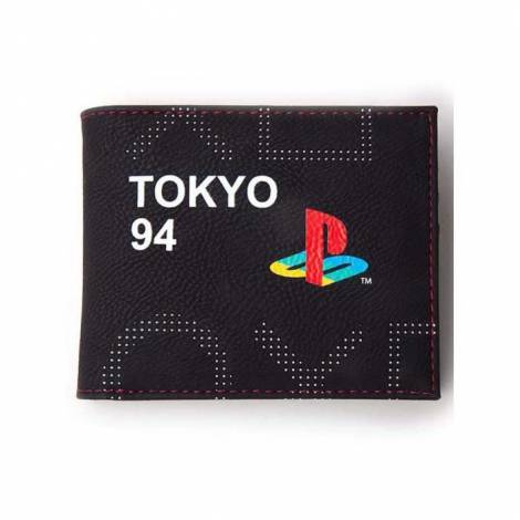 Difuzed PlayStation - Men's Bifold Wallet (MW752363SNY)