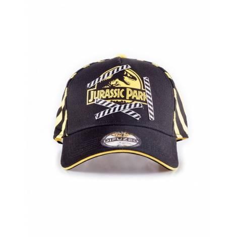Difuzed Universal Jurassic Park - Street Baseball Cap (BA323150JPK) Black