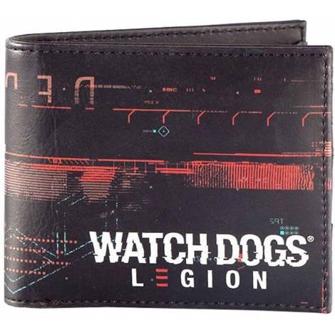 Difuzed Watch Dogs: Legion - Bifold Wallet With Print (MW006746WTD)