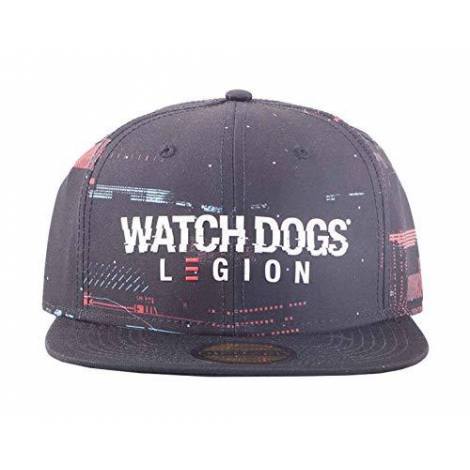 Difuzed Watch Dogs: Legion - Glitch Snapback (SB583245WTD) multicoloured