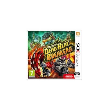 Dillon's Dead Heat Breakers (Nintendo 3DS)