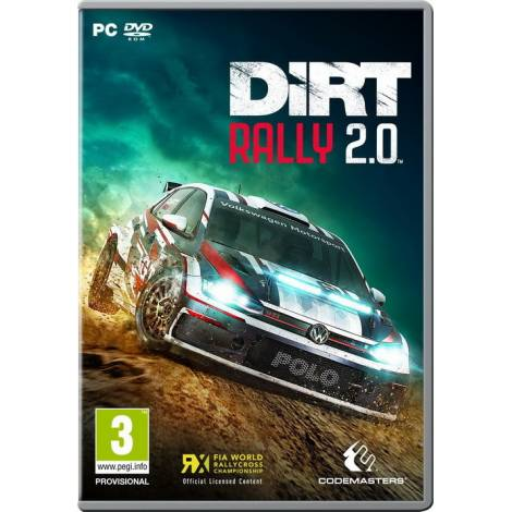 DiRT Rally 2.0 (PC) (Code Only)
