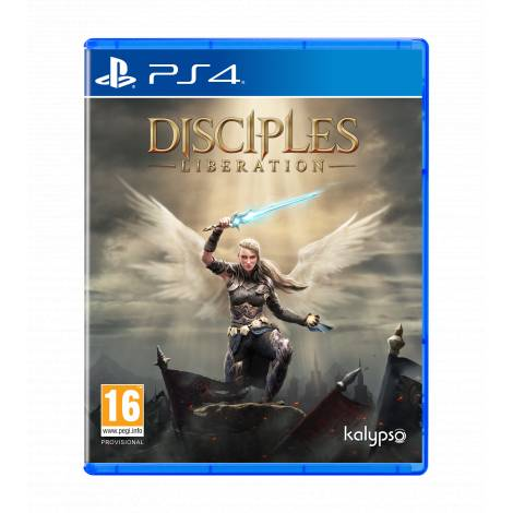 Disciples: Liberation (Deluxe Edition) (PS4)