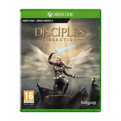 Disciples: Liberation (Deluxe Edition) (Xbox One/Series X)
