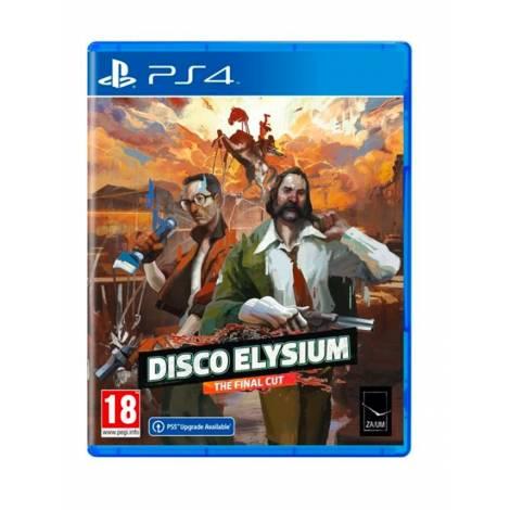 Disco Elysium - The Final Cut (PS4)