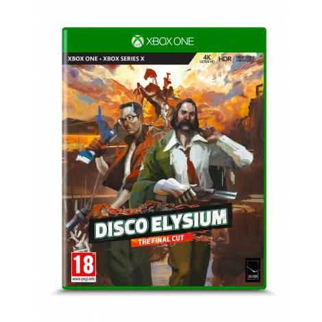 Disco Elysium - The Final Cut (Xbox One/Series X)