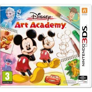 Disney Art Academy (NINTENDO 3DS)