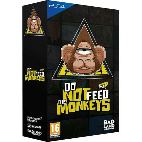 Do Not Feed the Monkeys - Collector's Edition (PS4)