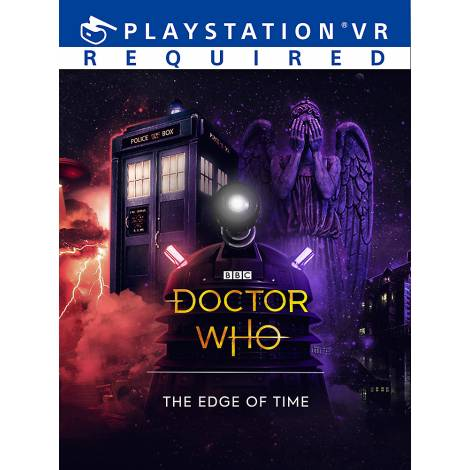 Doctor Who : The Edge Of Time VR (PS4)