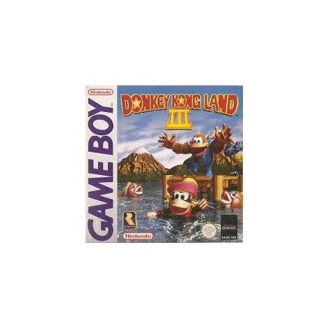 Donkey Kong Land III - χωρίς κουτάκι (GAME BOY)