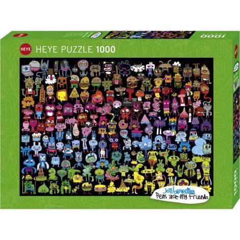 Doodle Rainbow 1000pcs (29786) Heye