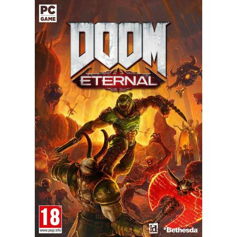 Doom Eternal - Bethesda Cd Key (κωδικός μόνο) (PC)