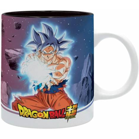 Abysse Dragon Ball Super - Goku UI Vs Jiren 320ml Mug (ABYMUG665)