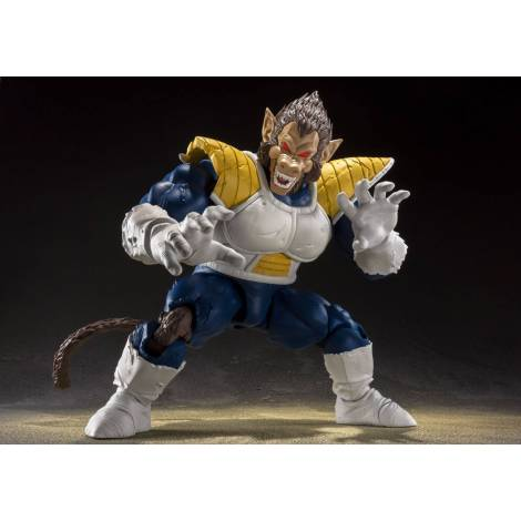 Dragon Ball Z - S.H. Figuarts Action Figure Great Ape Vegeta Tamashii - 35 cm