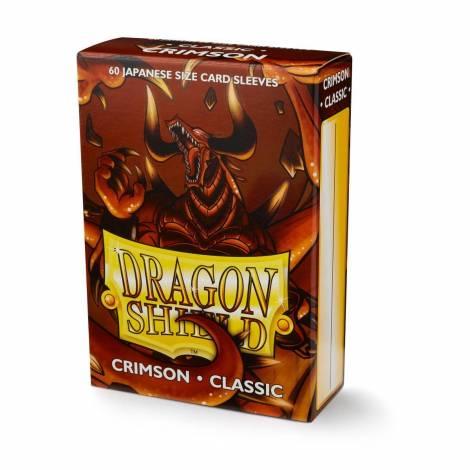 DRAGON SHIELD CRIMSON SLEEVES ART10621