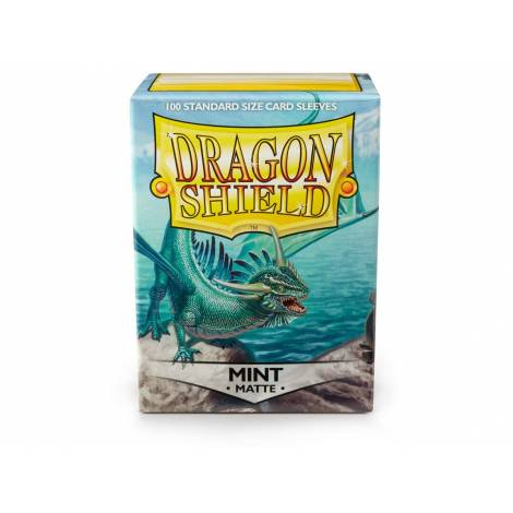 Dragon Shield: Japanese Matte Sleeves MINT