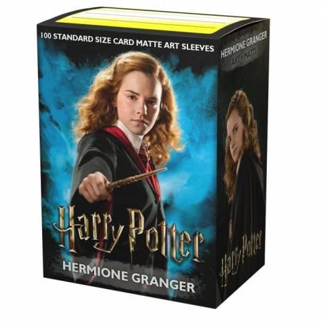 Dragon Shield Wizarding World Hermione Granger Matte Art Sleeves 100ct Standard Size  (ART16020)