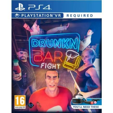 Drunkn Bar Fight (PS4)