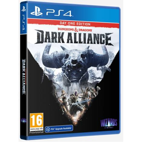Dungeons & Dragons: Dark Alliance Day One Edition (PS4)