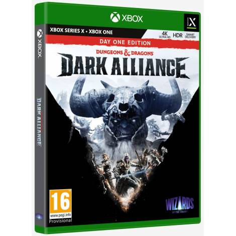 Dungeons & Dragons: Dark Alliance Day One Edition (Xbox One/Series X)