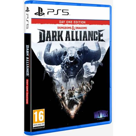 Dungeons & Dragons: Dark Alliance Special Edition (PS5)