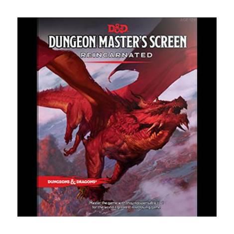 Dungeons & Dragons : Dungeon Master`s Screen Reincarnated