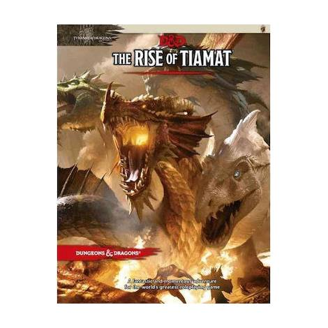 Dungeons & Dragons : The Rise Of Tiamat