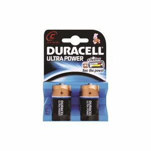 DURACELL ULTRA POWER C - 2 PACK - MX1400B2